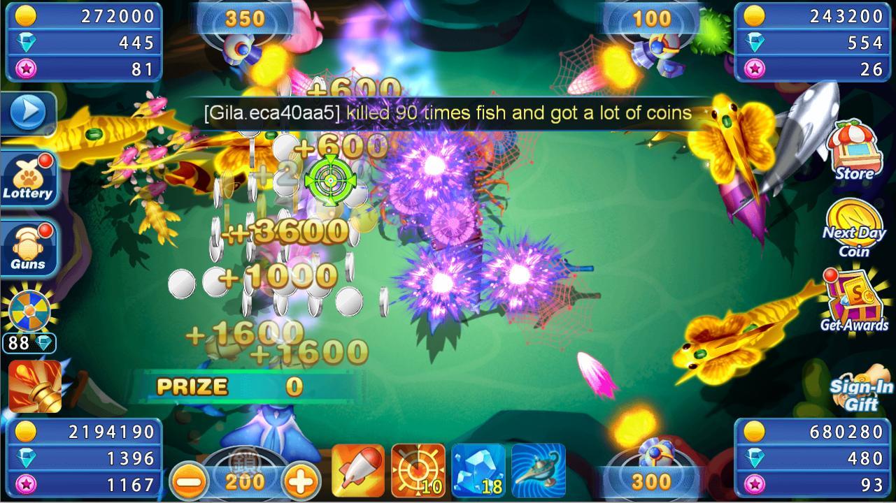BanCa Fishing - Big Fish Game 1.49 Screenshot 4