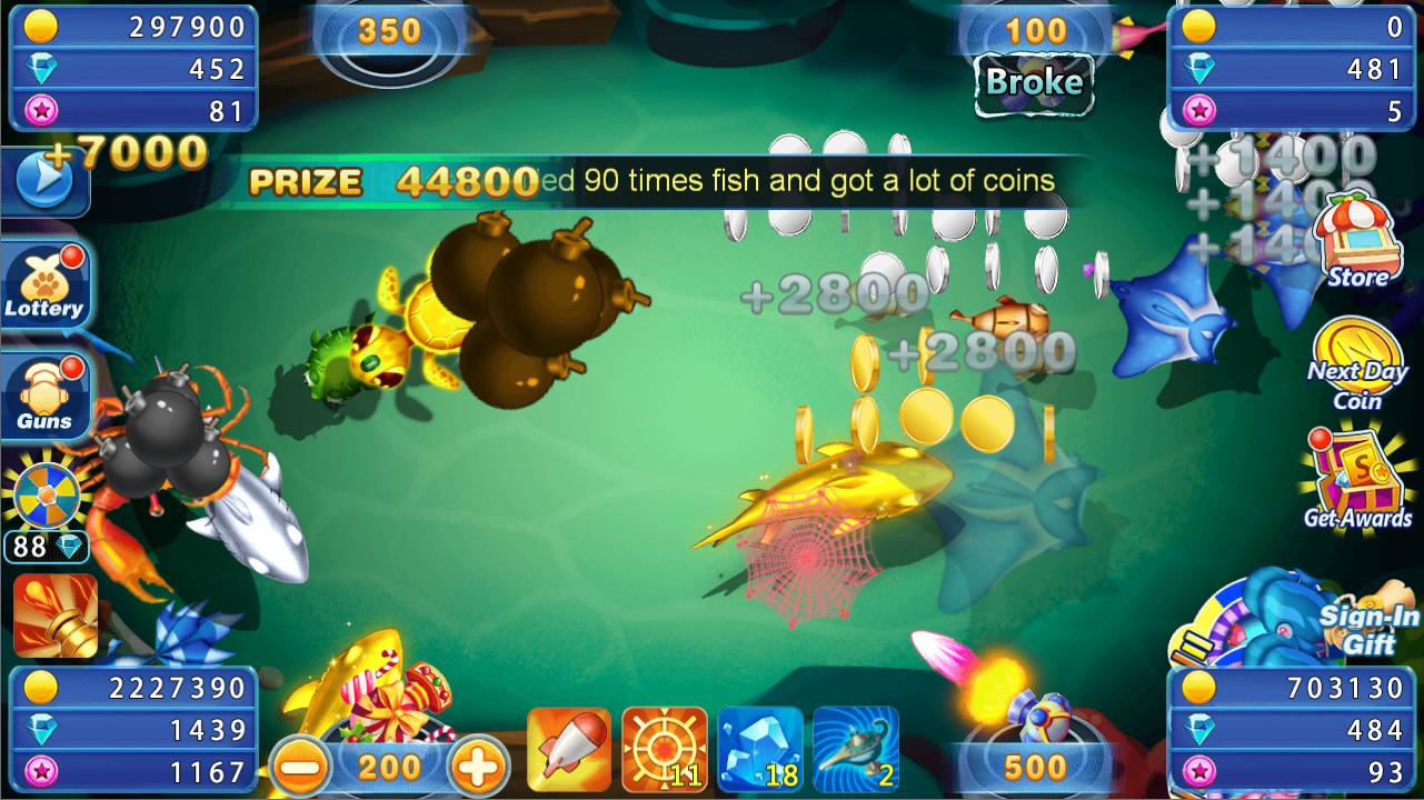 BanCa Fishing - Big Fish Game 1.49 Screenshot 5