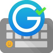 Ginger Keyboard Emoji, GIFs, Themes & Games app icon