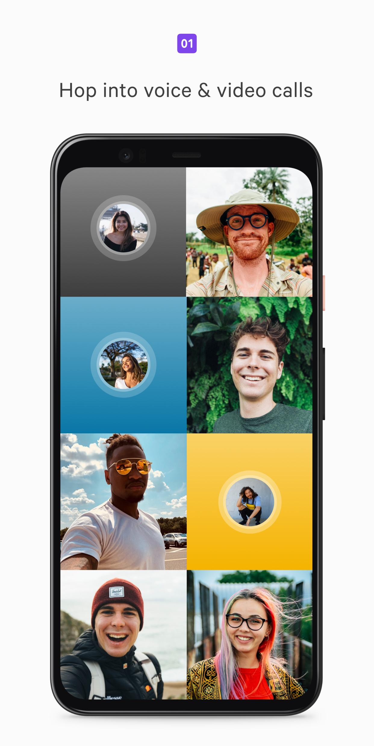 Cocoon Share Privately with Your Closest Groups 1.2.4 Screenshot 2