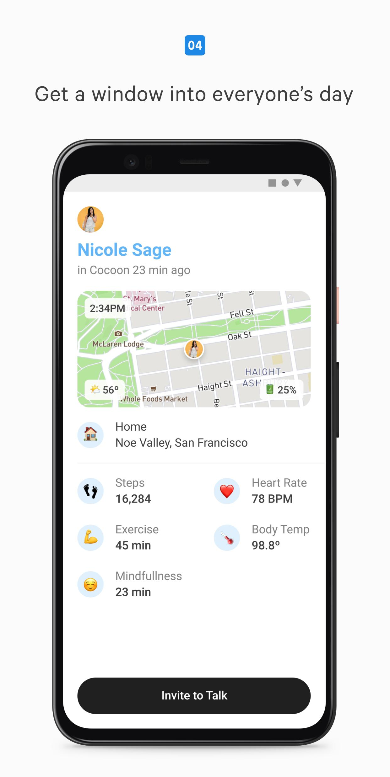Cocoon Share Privately with Your Closest Groups 1.2.4 Screenshot 5