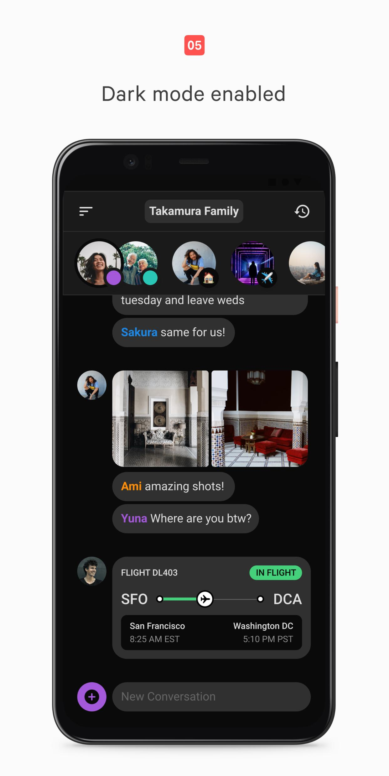 Cocoon Share Privately with Your Closest Groups 1.2.4 Screenshot 6