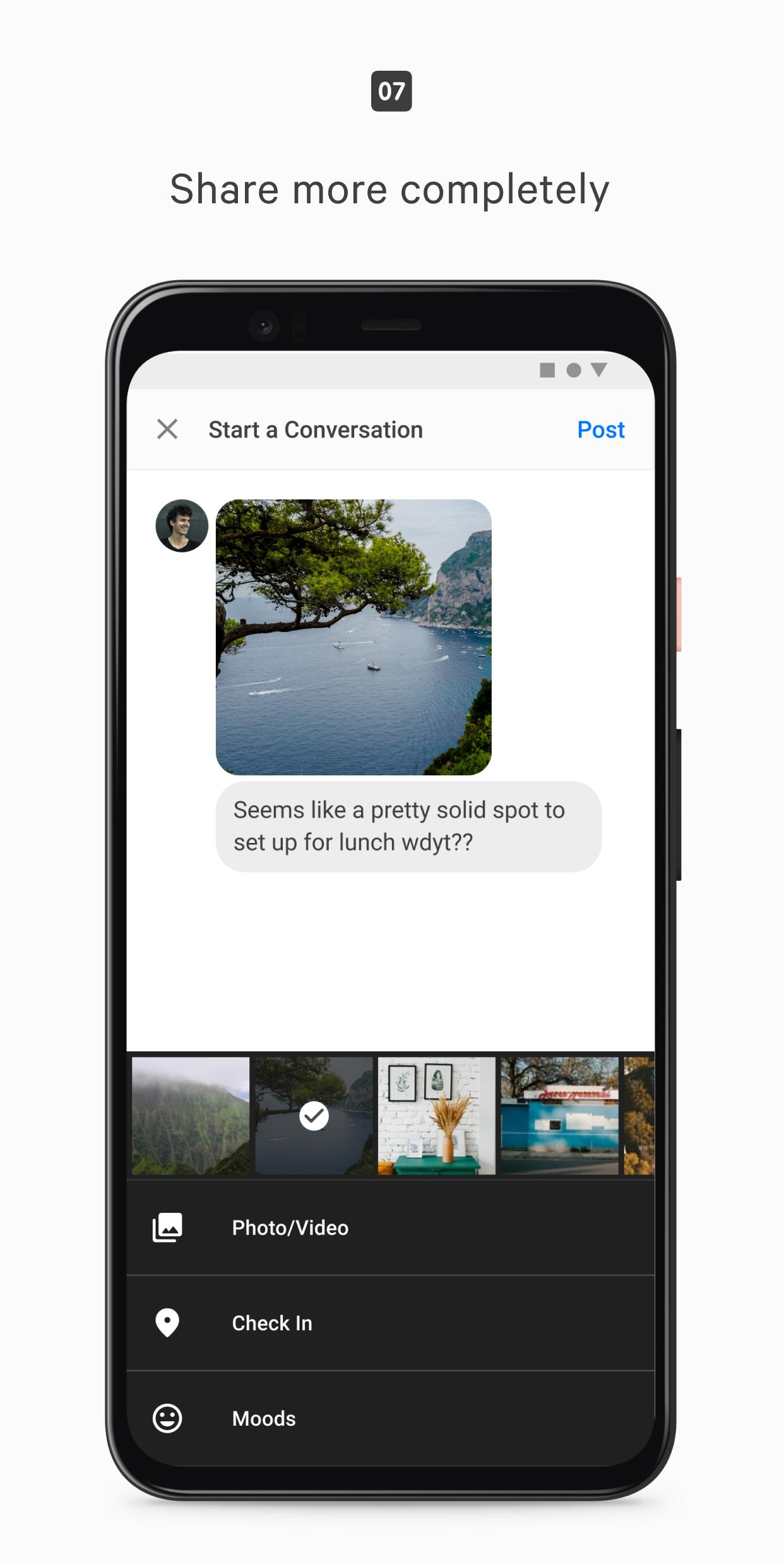 Cocoon Share Privately with Your Closest Groups 1.2.4 Screenshot 8