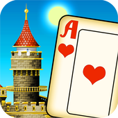 Magic Towers Solitaire Tri Peaks app icon