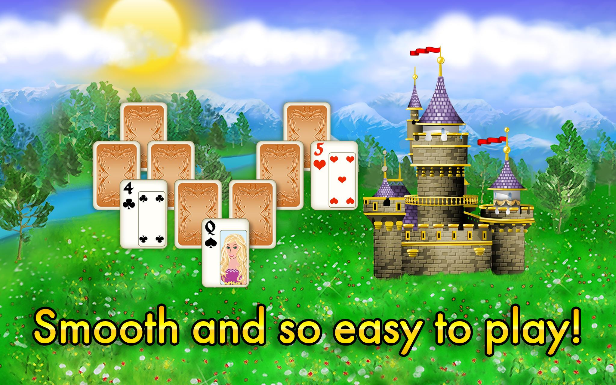 Magic Towers Solitaire Tri Peaks 1.53.21-g Screenshot 9