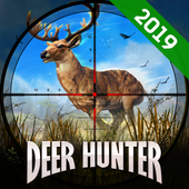 Deer Hunter 2018 app icon