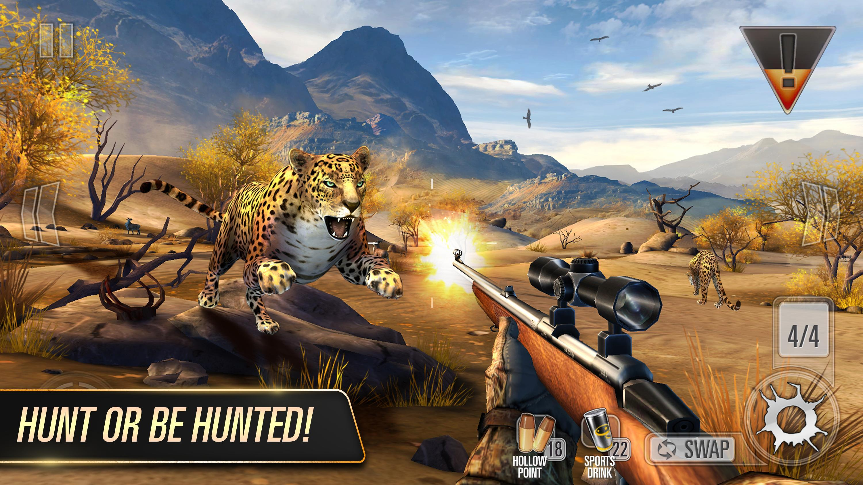DEER HUNTER CLASSIC 3.14.0 Screenshot 3