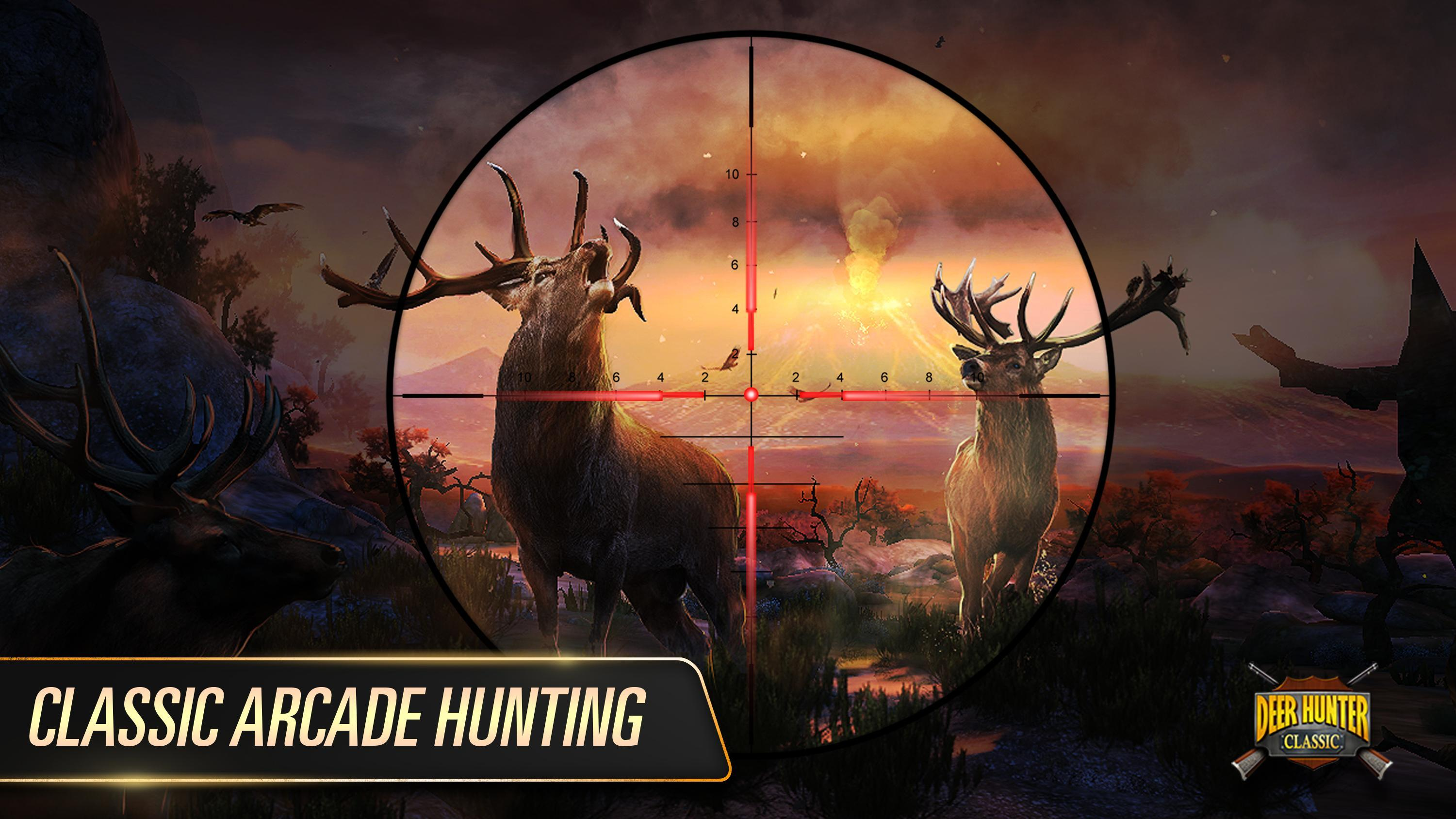 DEER HUNTER CLASSIC 3.14.0 Screenshot 4