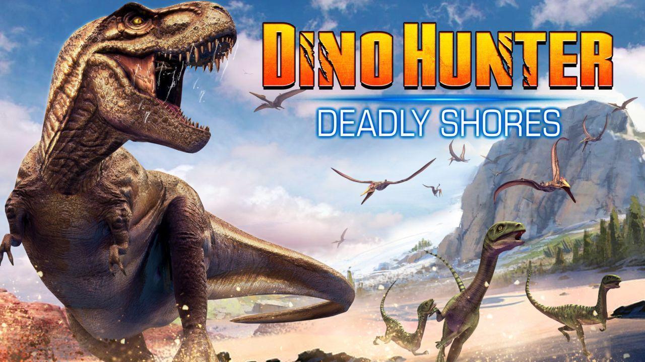DINO HUNTER: DEADLY SHORES 3.5.9 Screenshot 1
