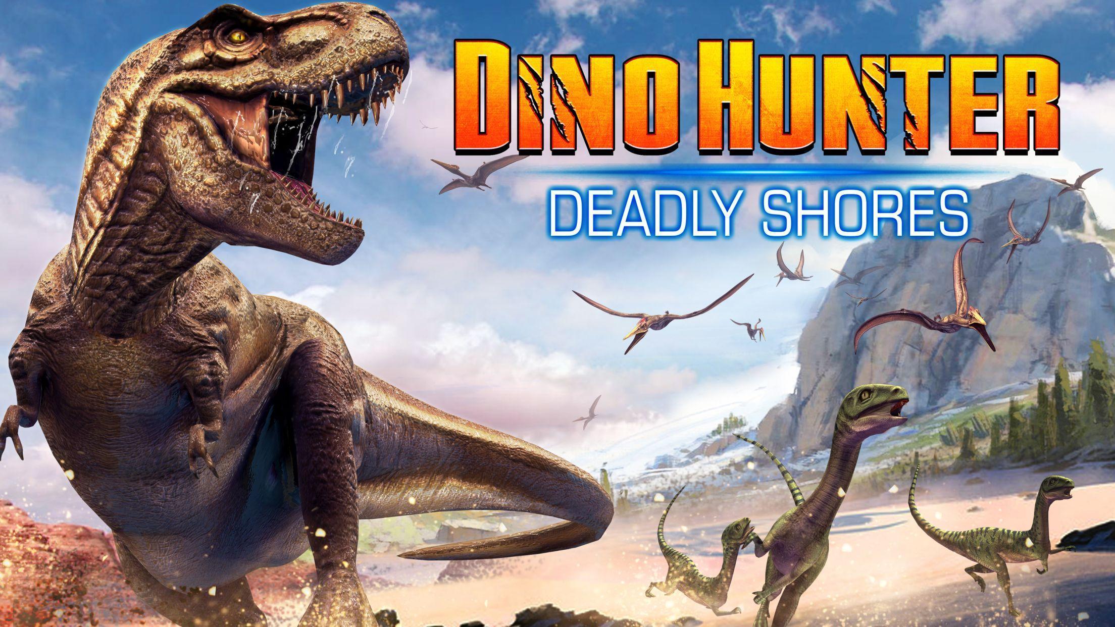 DINO HUNTER: DEADLY SHORES 3.5.9 Screenshot 7