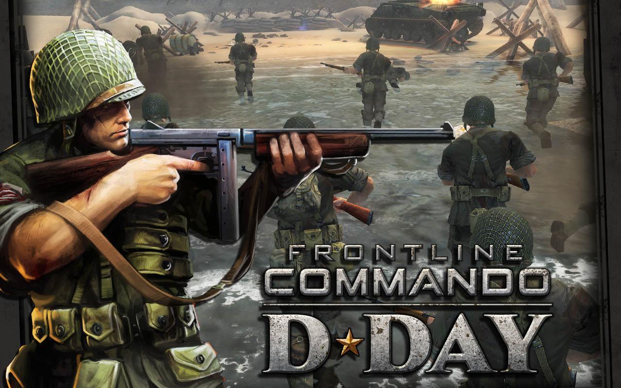 FRONTLINE COMMANDO: D-DAY 3.0.4 Screenshot 1