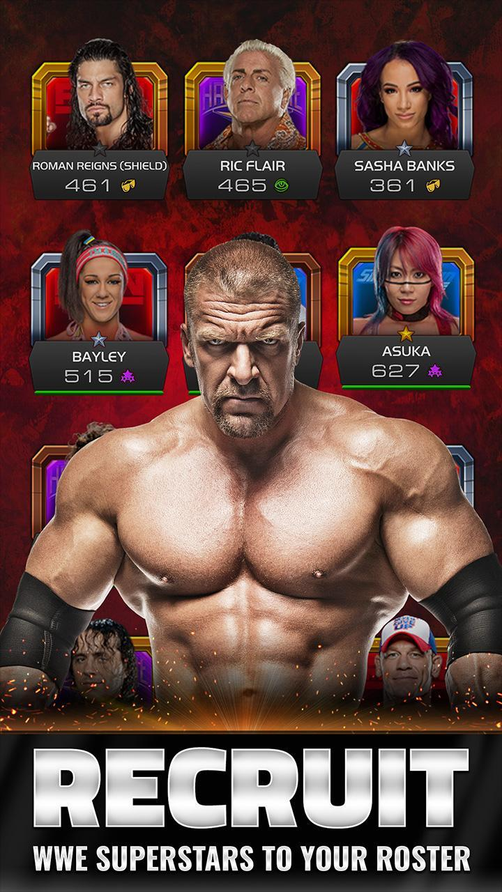 WWE Universe 1.4.0 Screenshot 1