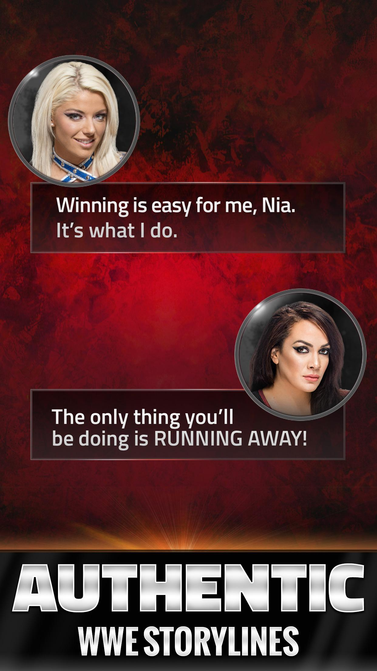 WWE Universe 1.4.0 Screenshot 10