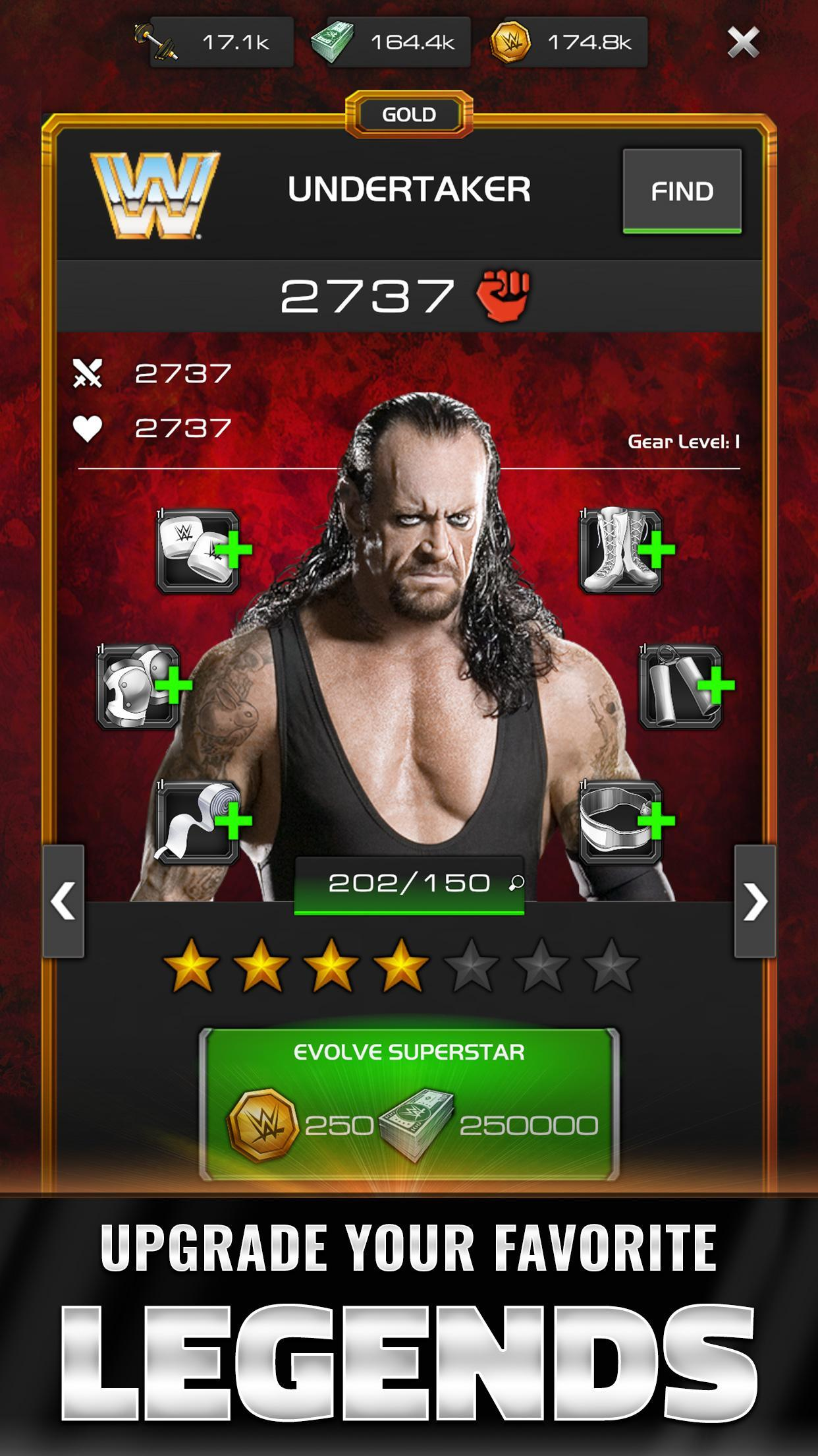 WWE Universe 1.4.0 Screenshot 11