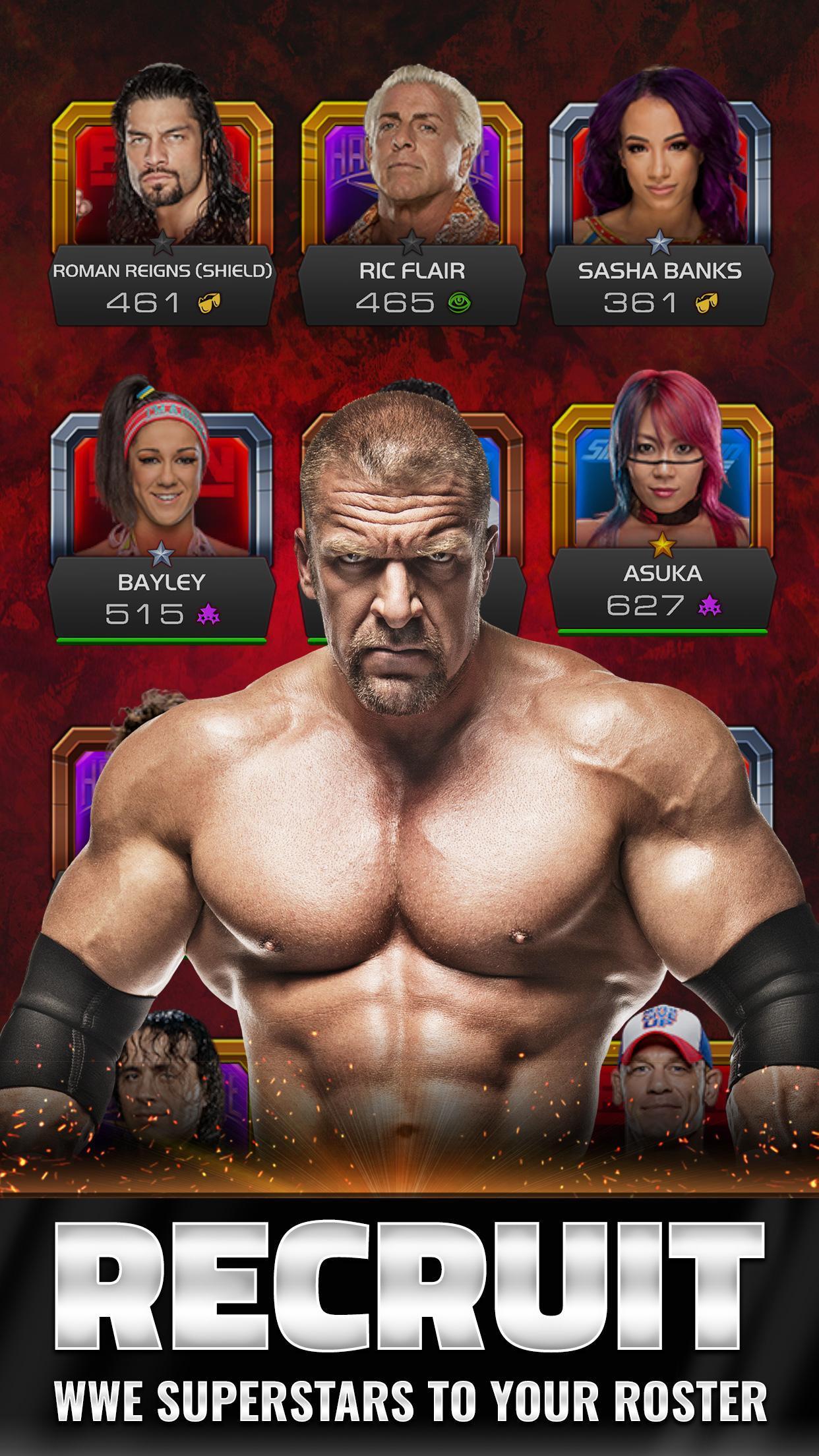 WWE Universe 1.4.0 Screenshot 8