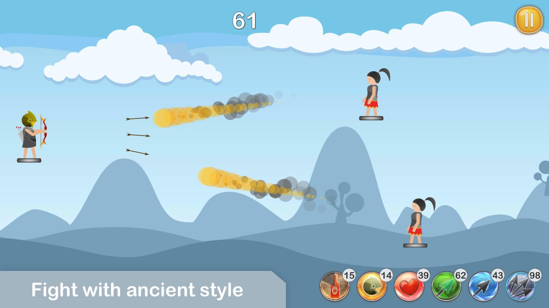 High Archer Archery Game 1.5.2 Screenshot 1