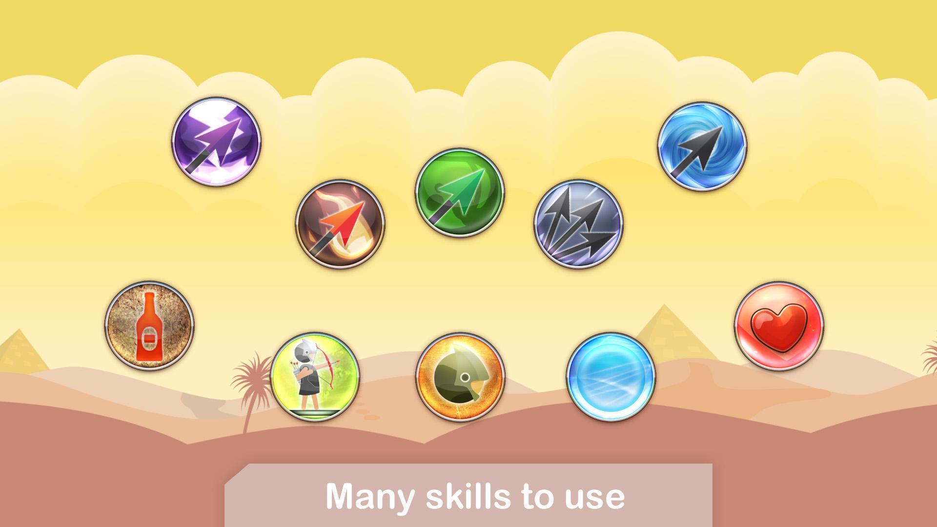 High Archer Archery Game 1.5.2 Screenshot 2