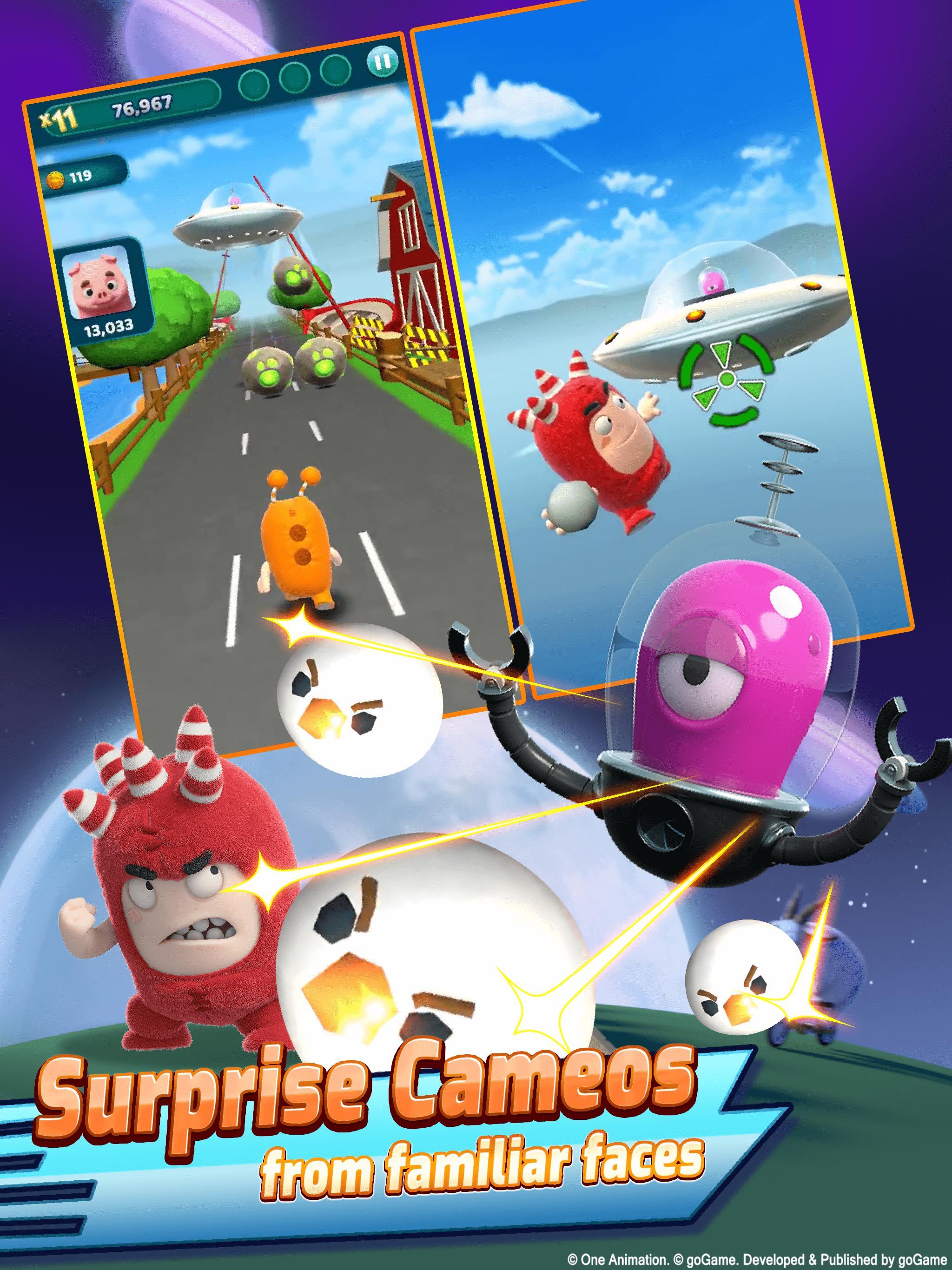 Oddbods Turbo Run 1.7.0 Screenshot 20
