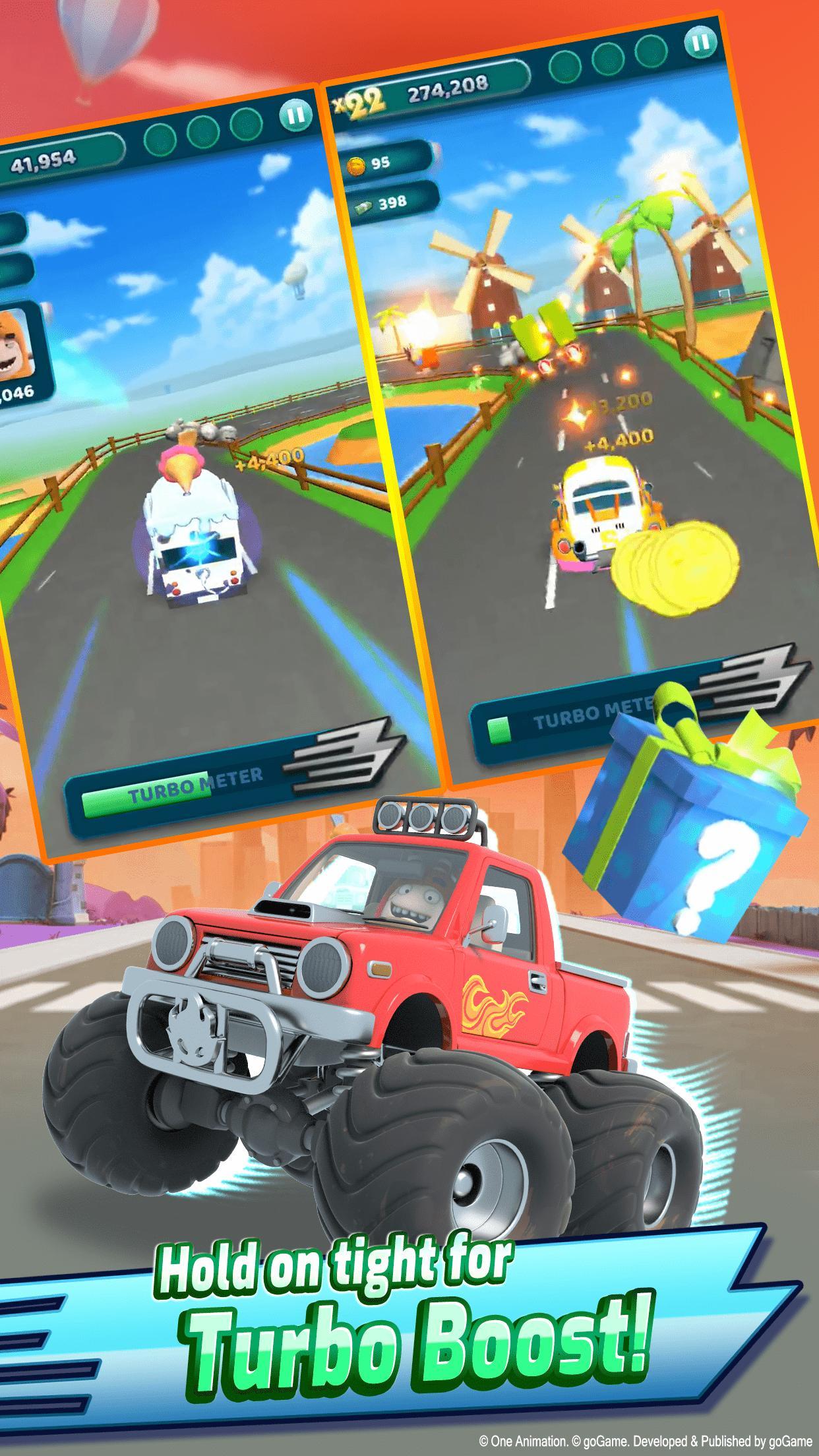 Oddbods Turbo Run 1.7.0 Screenshot 4