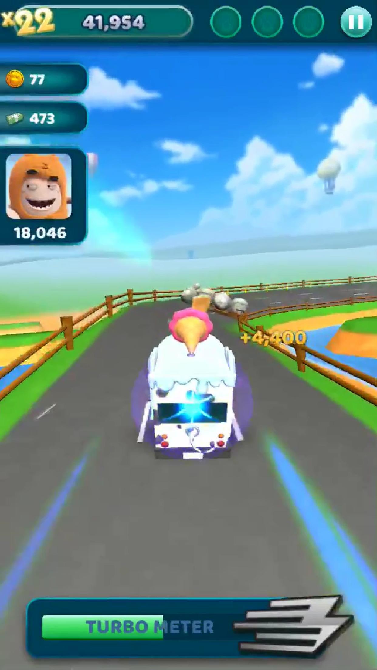 Oddbods Turbo Run 1.7.0 Screenshot 7