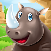 Learning Animals for Toddlers - Educational Game app icon