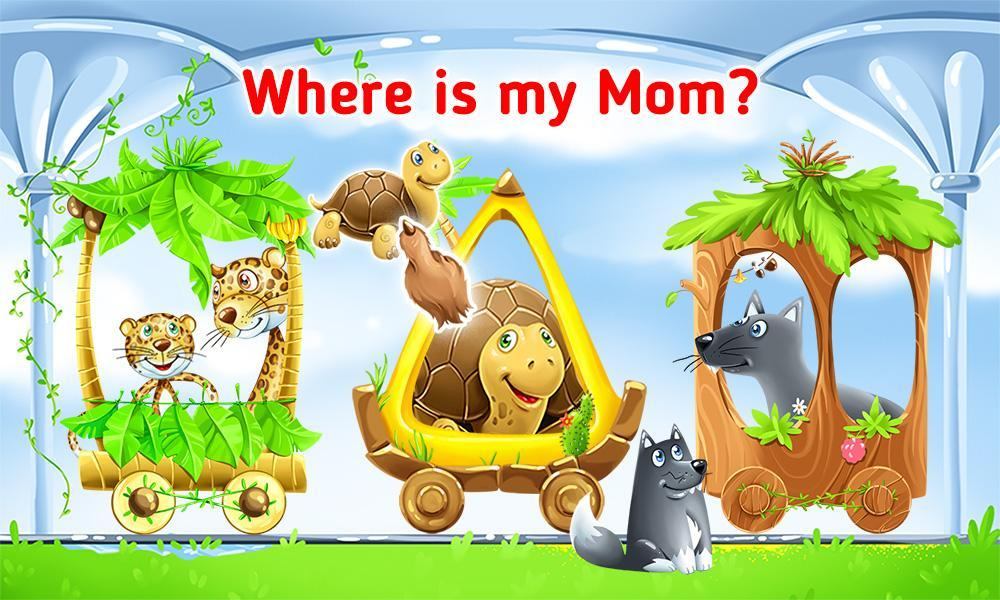 Learning Animals for Toddlers - Educational Game 1.1.3 Screenshot 2