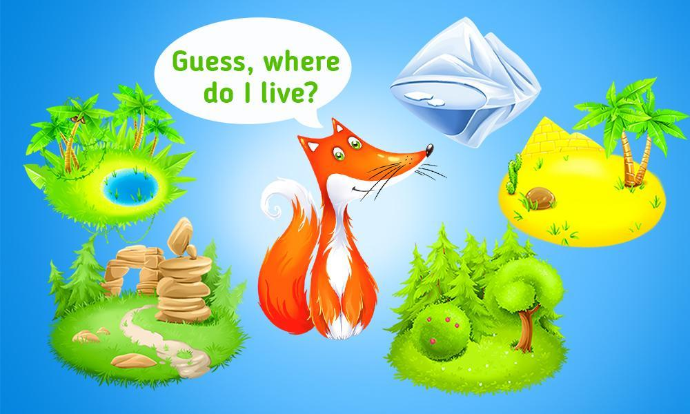 Learning Animals for Toddlers - Educational Game 1.1.3 Screenshot 3