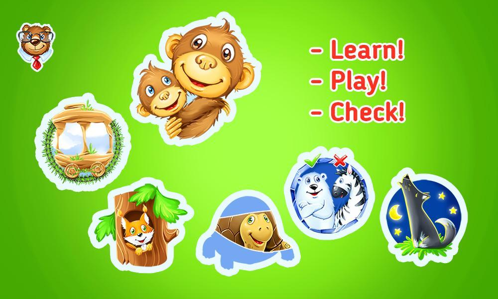 Learning Animals for Toddlers - Educational Game 1.1.3 Screenshot 4