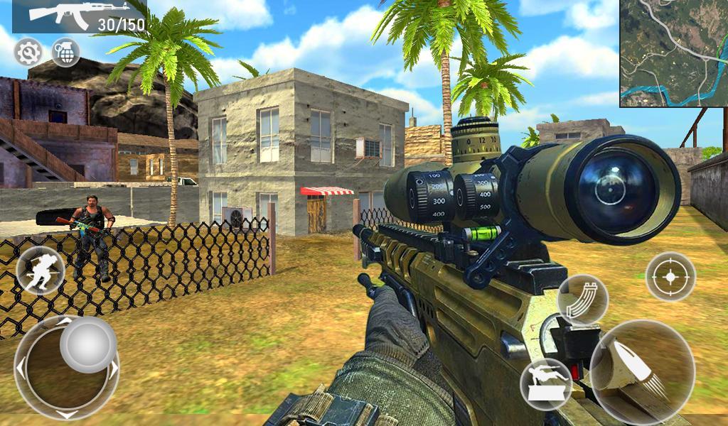 Fire Squad Battle Royale - Free Gun Shooting Game 1 Screenshot 11