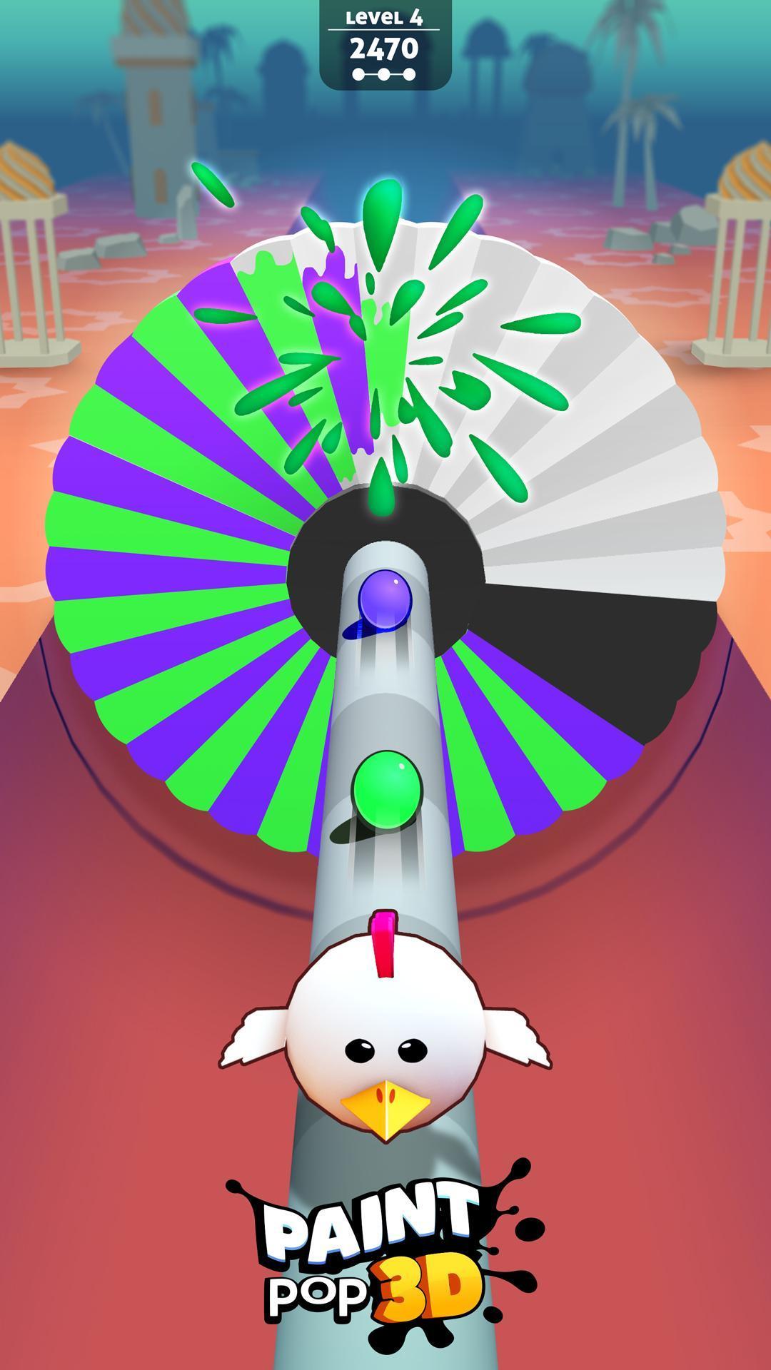 Paint Pop 3D 3.02 Screenshot 2