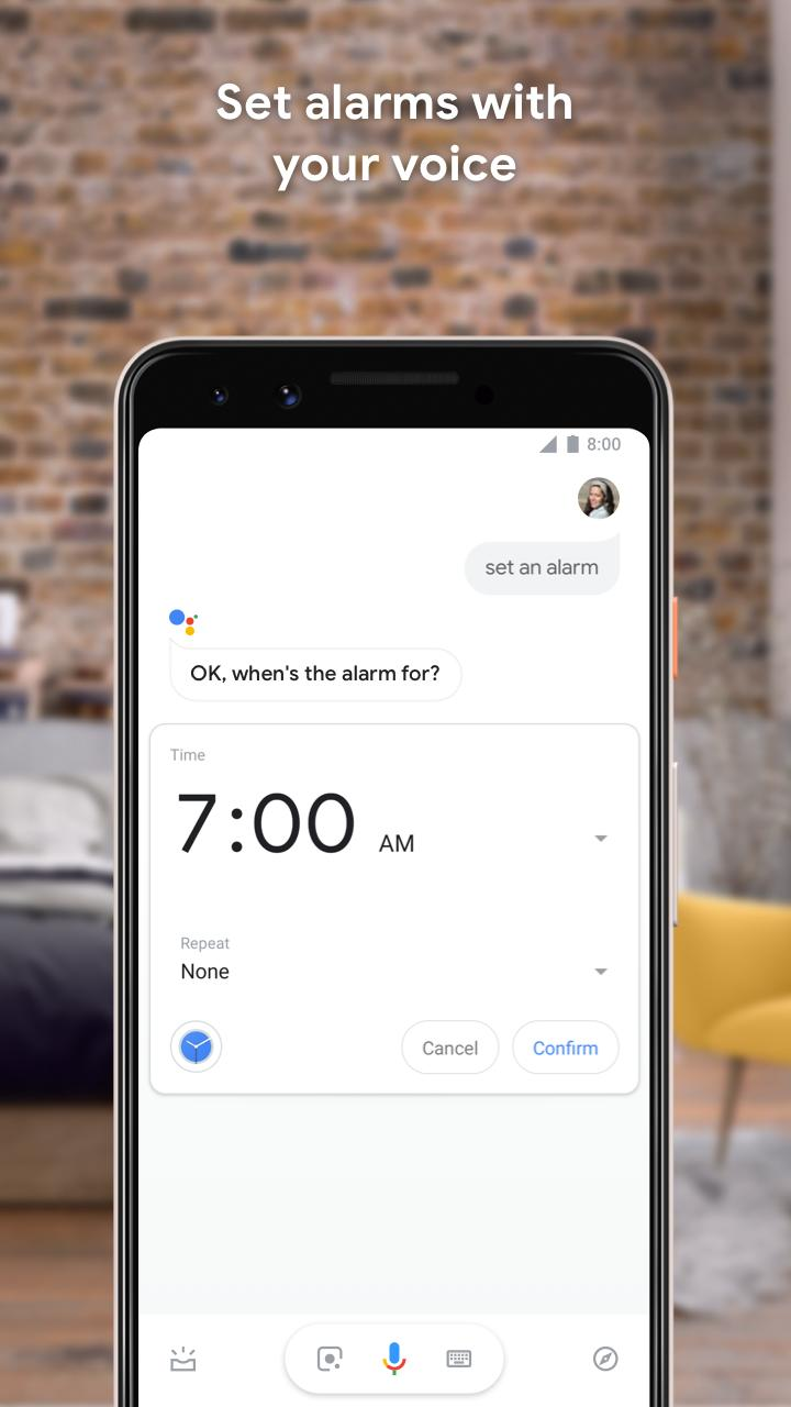 Google Assistant - Get things done, hands-free 0.1.187945513 Screenshot 3