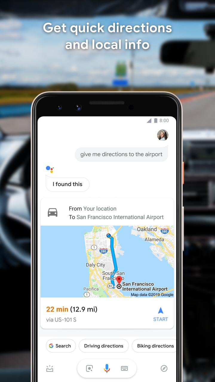 Google Assistant - Get things done, hands-free 0.1.187945513 Screenshot 5