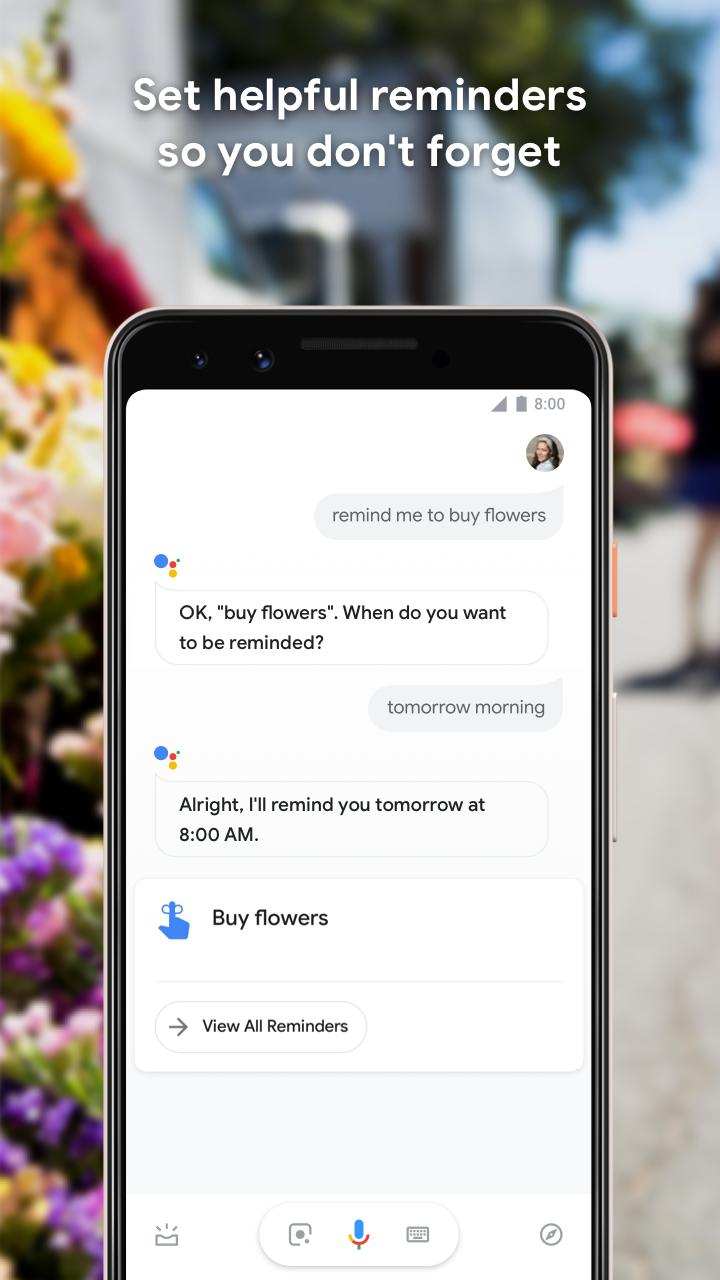 Google Assistant - Get things done, hands-free 0.1.187945513 Screenshot 7