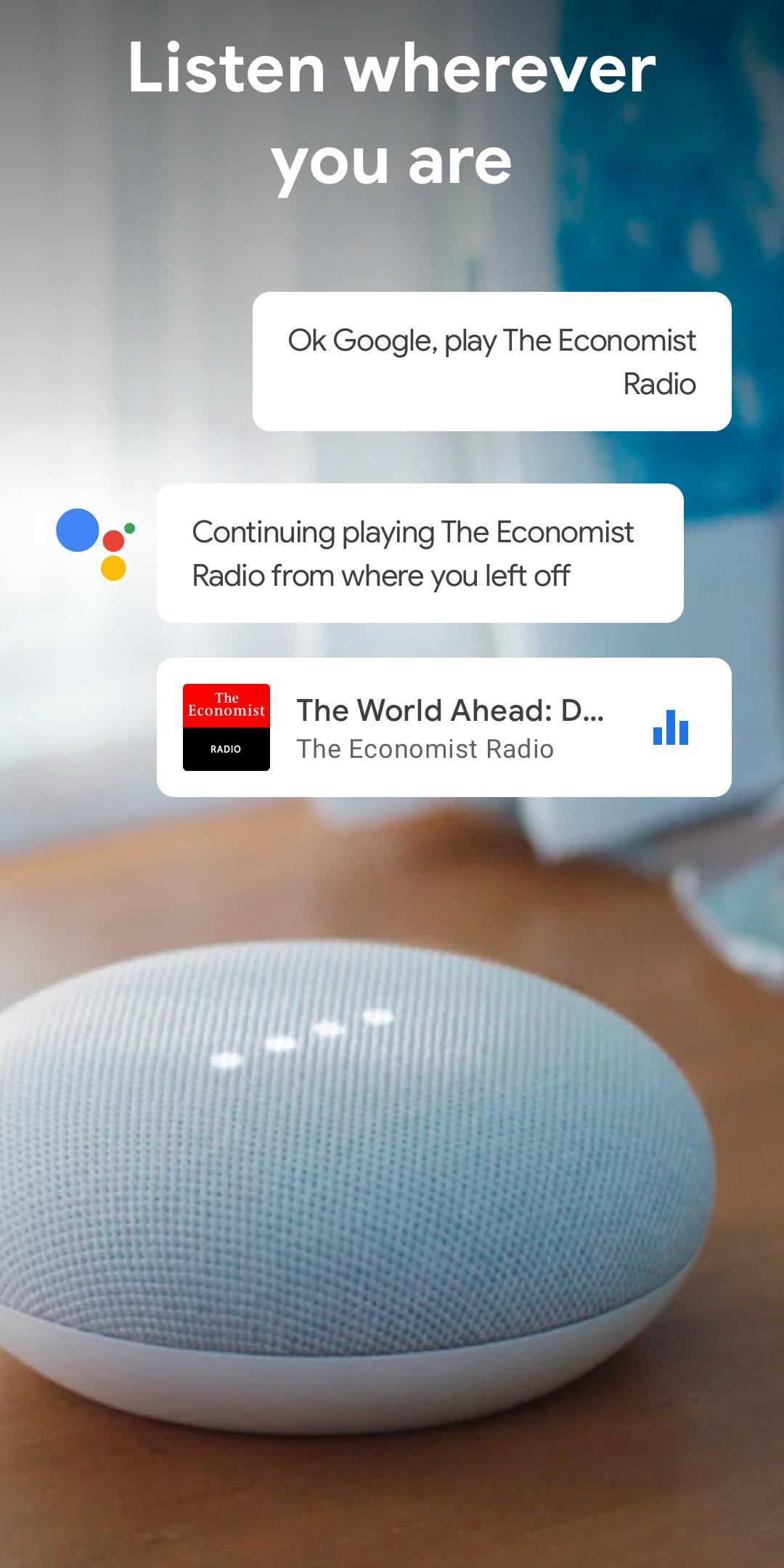 Google Podcasts Discover free & trending podcasts 1.0.0.301897054 Screenshot 5