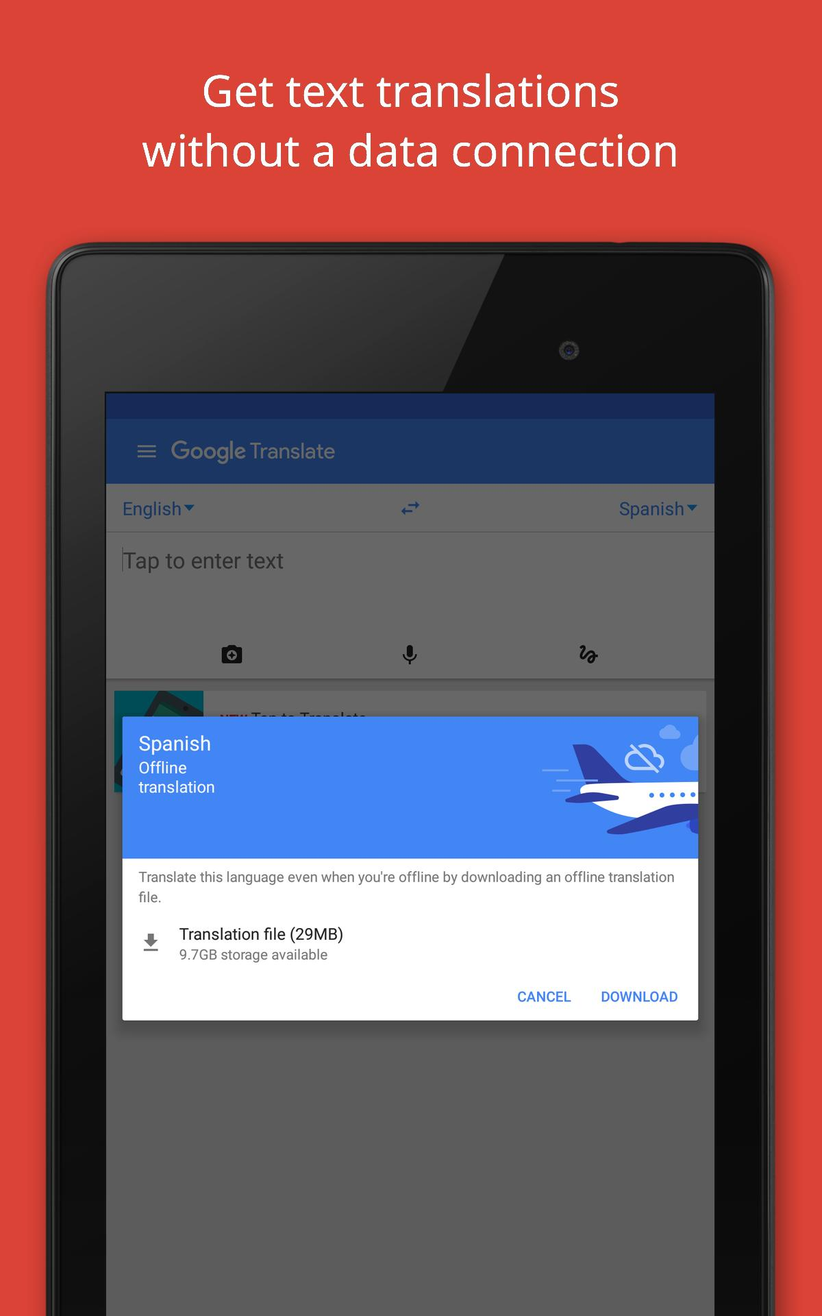 Google Translate 6.14.0.03.342186690 Screenshot 13