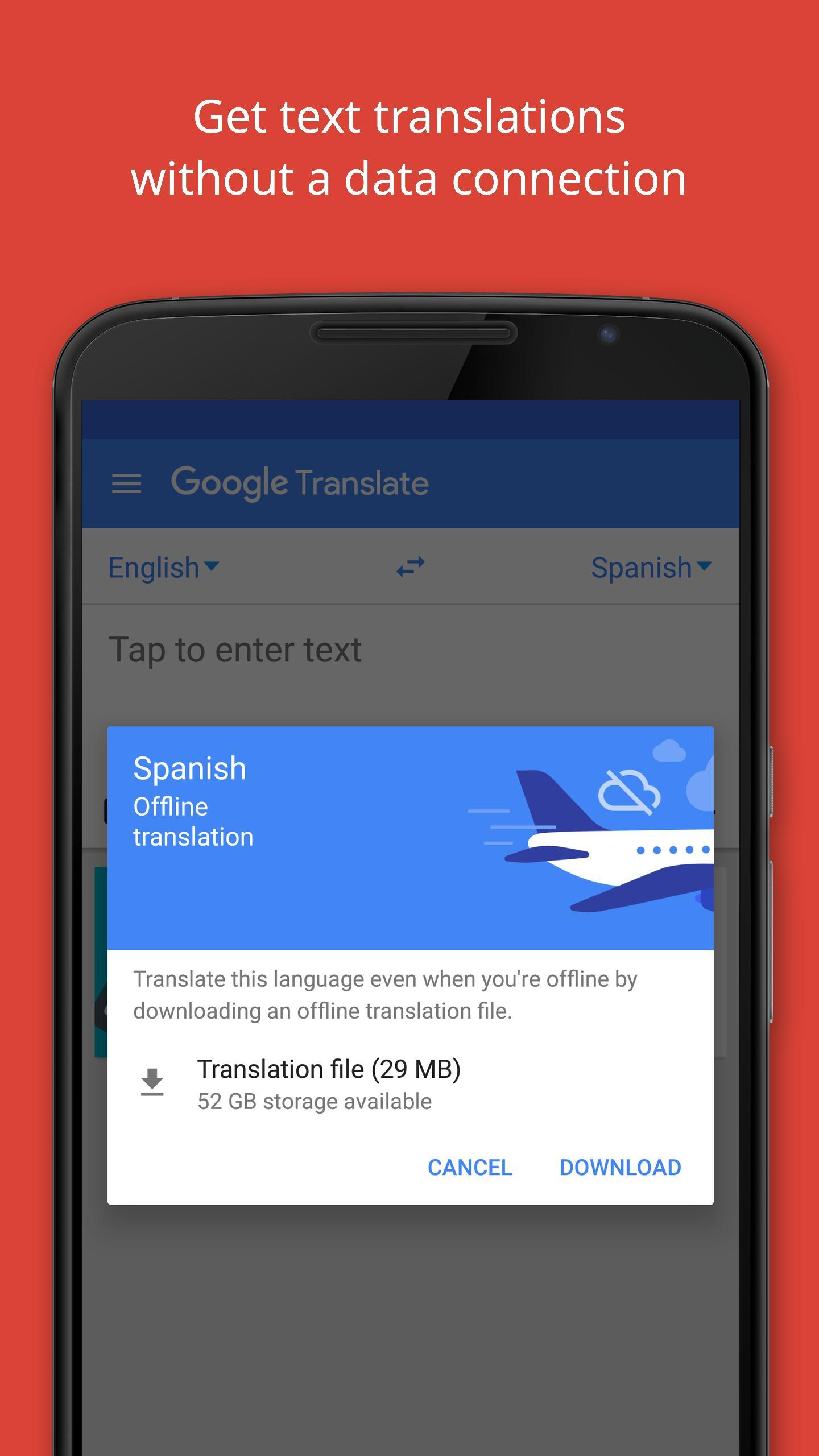 Google Translate 6.14.0.03.342186690 Screenshot 3