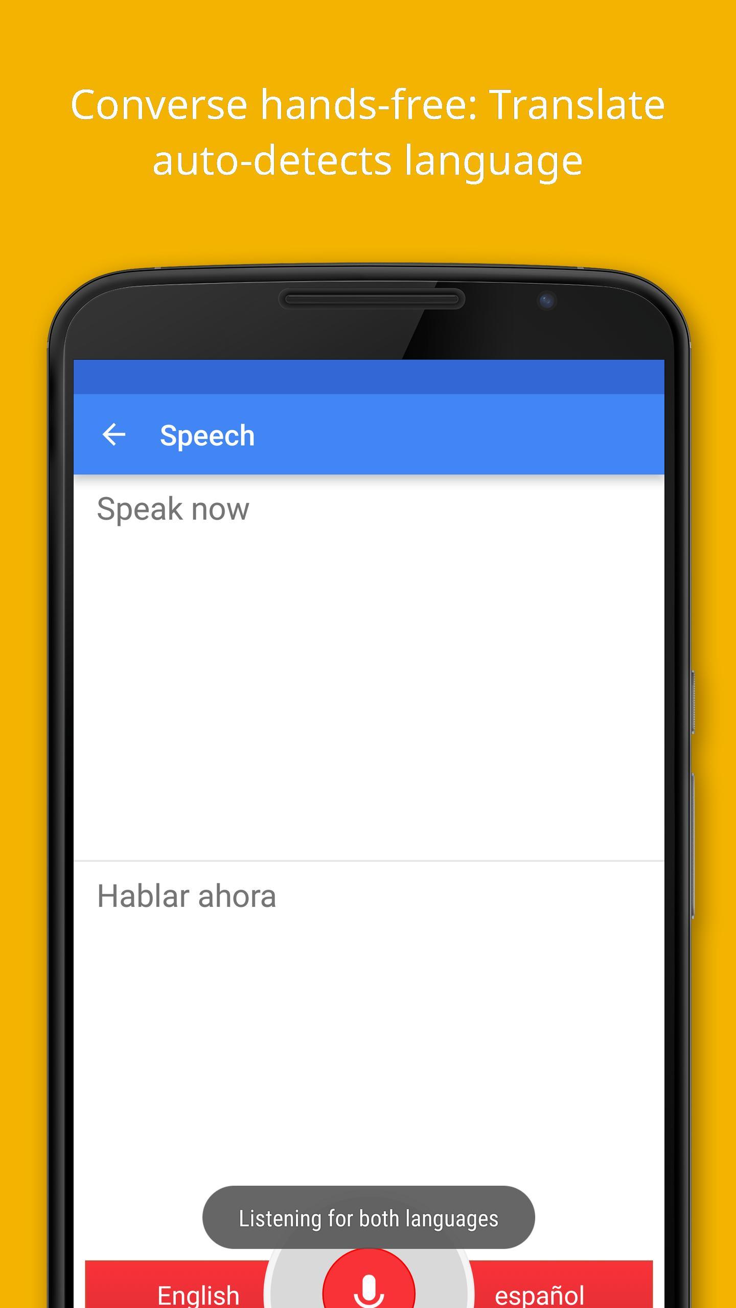 Google Translate 6.14.0.03.342186690 Screenshot 4
