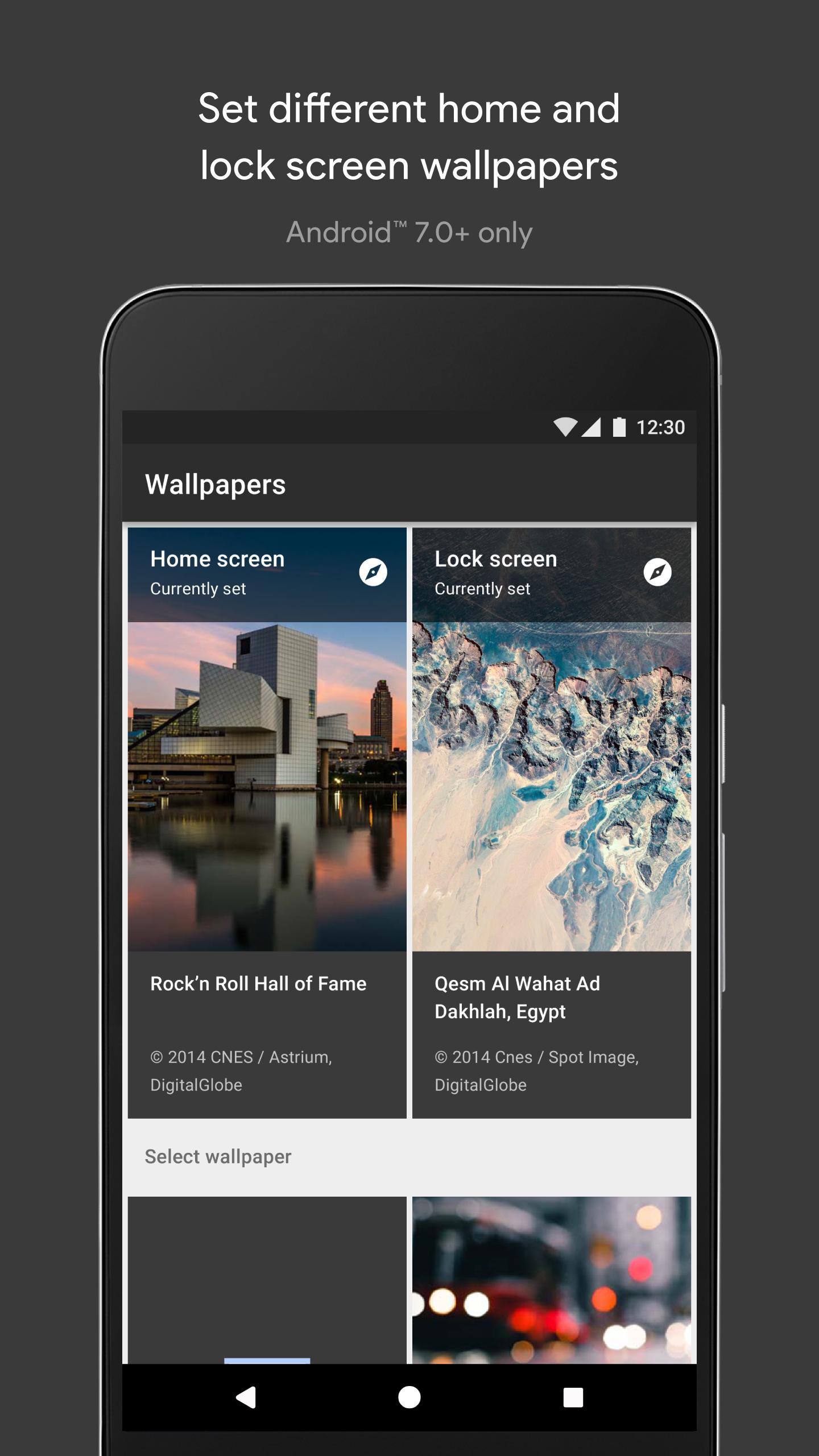 Wallpapers 1.3.169416333 Screenshot 1