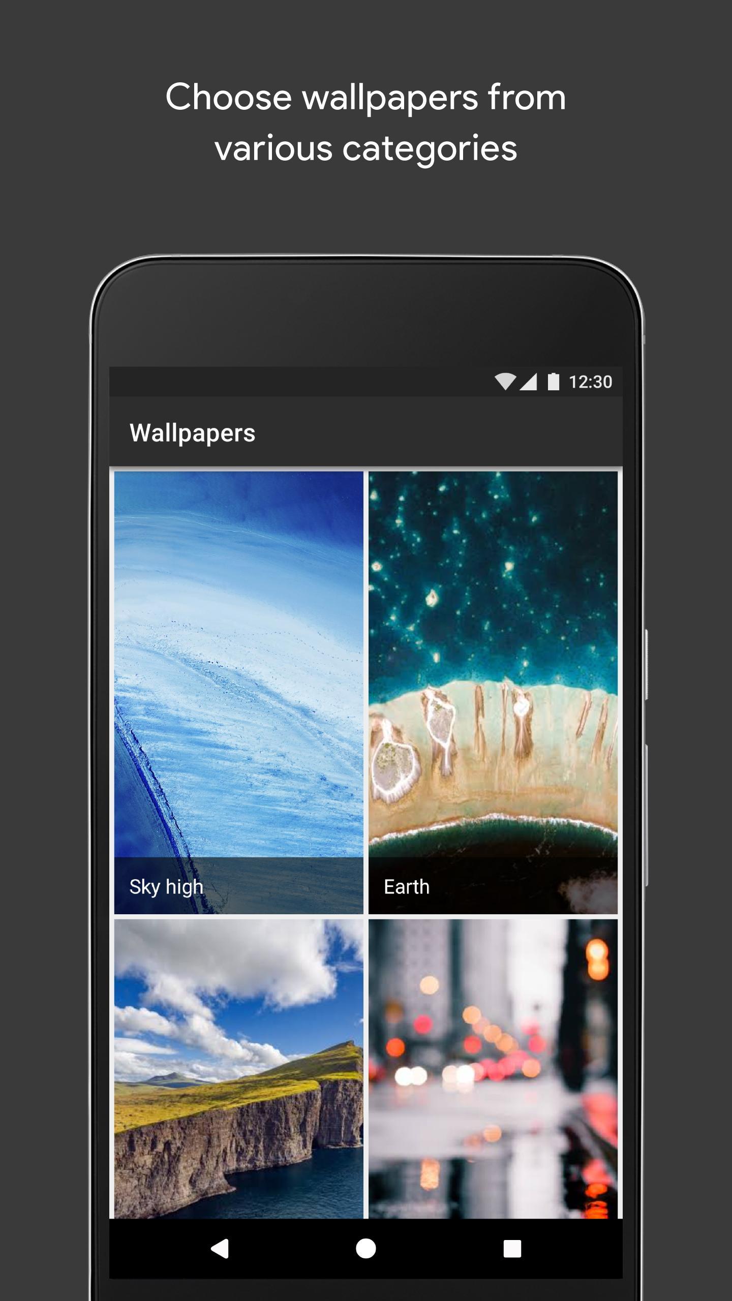 Wallpapers 1.3.169416333 Screenshot 3