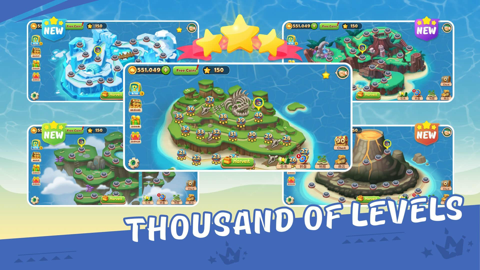 Solitaire Tripeaks 1.0.34 Screenshot 3