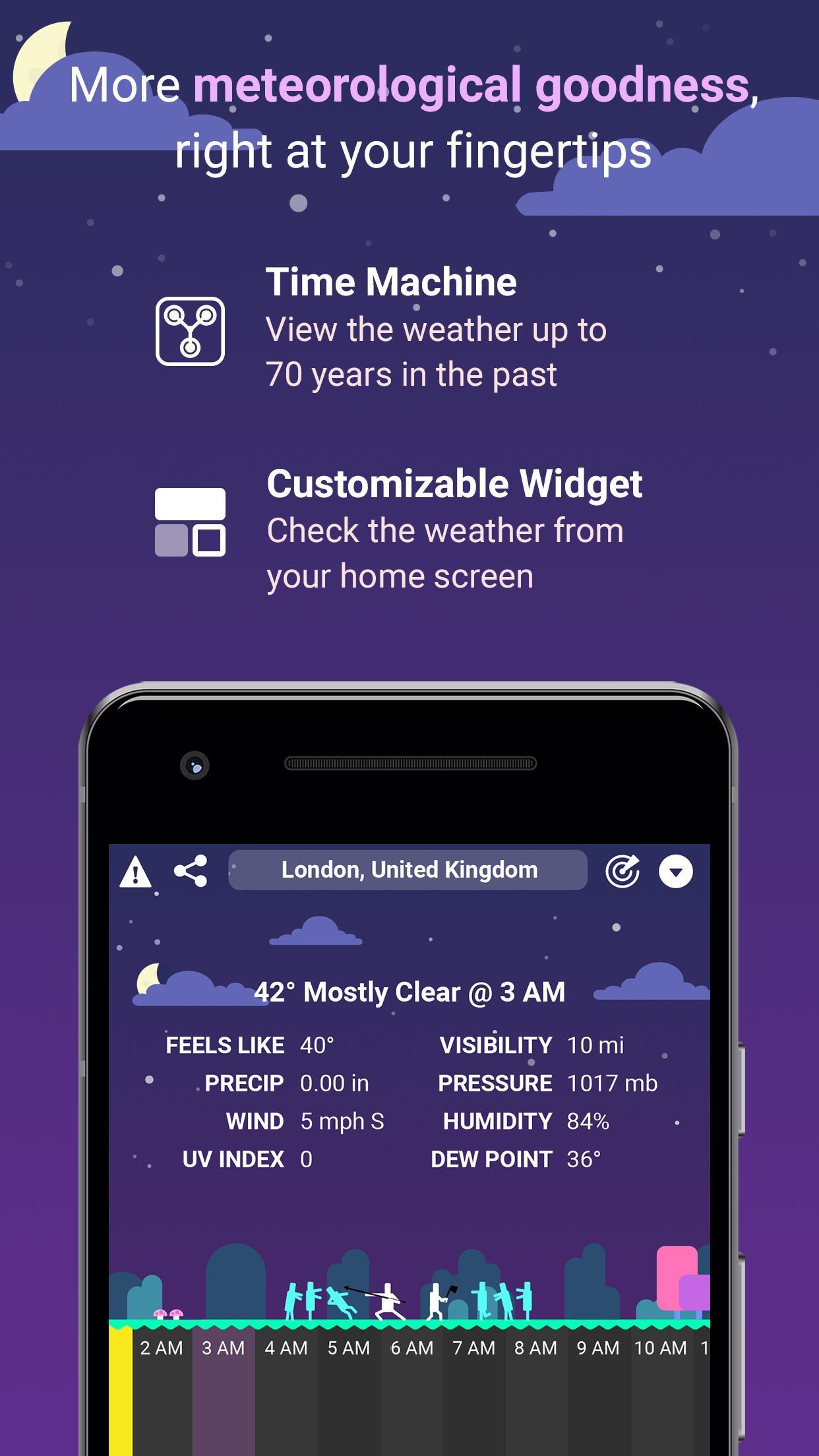 CARROT Weather 1.0.5 Screenshot 3