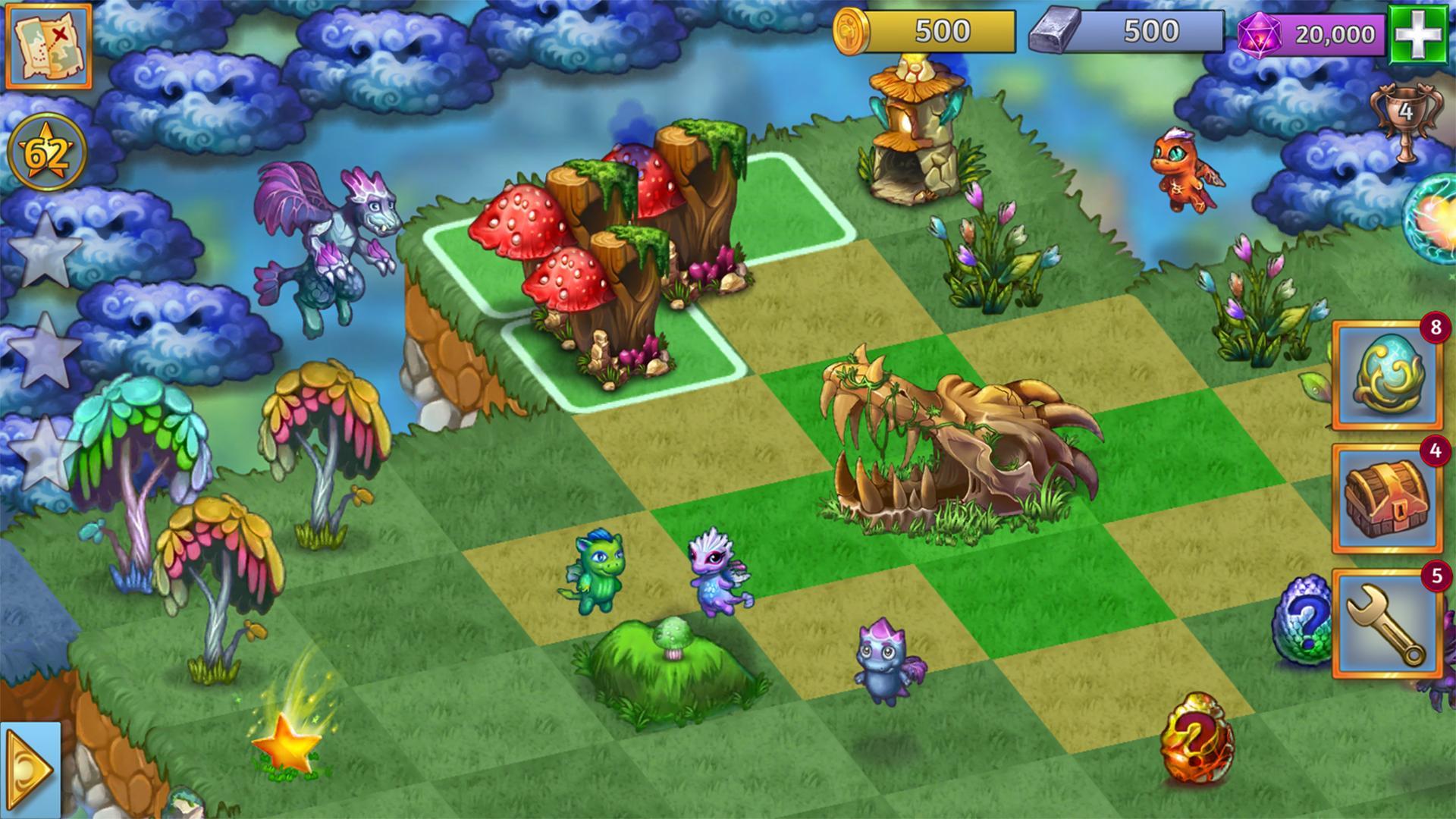 Merge Dragons! 4.14.1 Screenshot 5