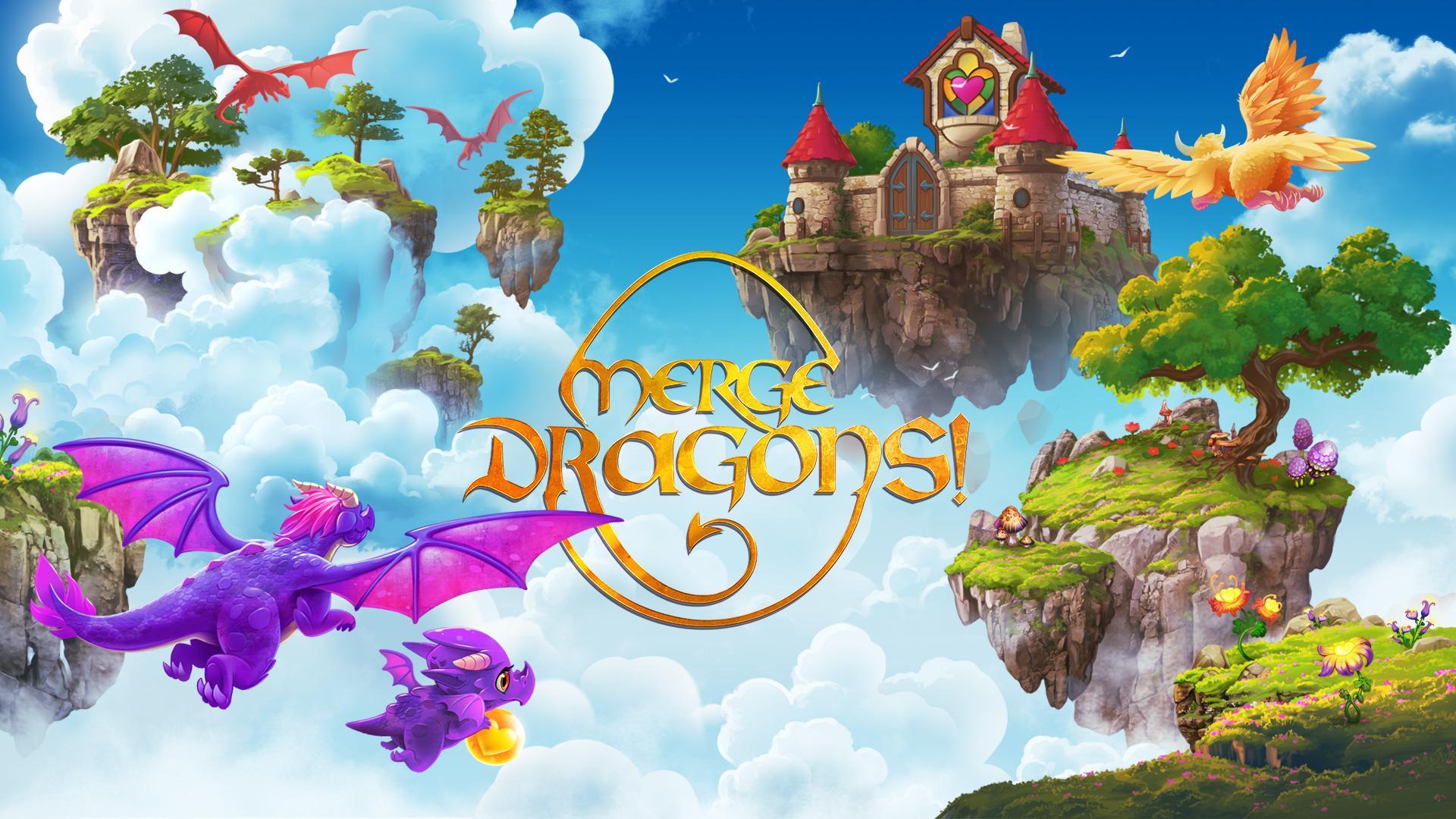 Merge Dragons! 4.14.1 Screenshot 6