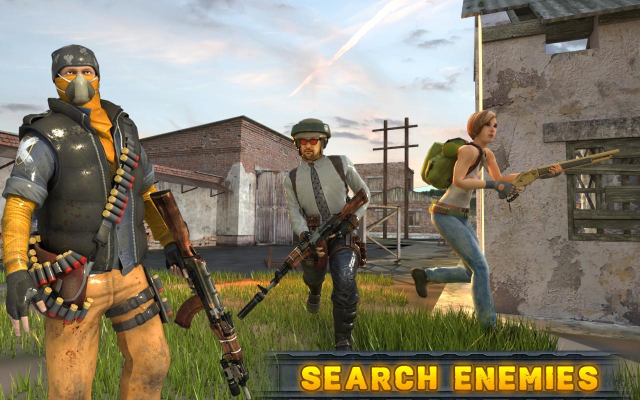Royal Battle Ground Crime Grand City Robbery 1.0 Screenshot 1