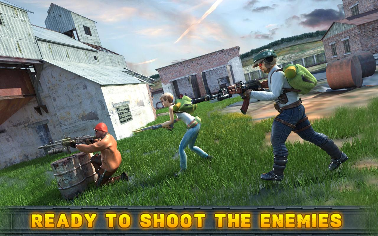 Royal Battle Ground Crime Grand City Robbery 1.0 Screenshot 7