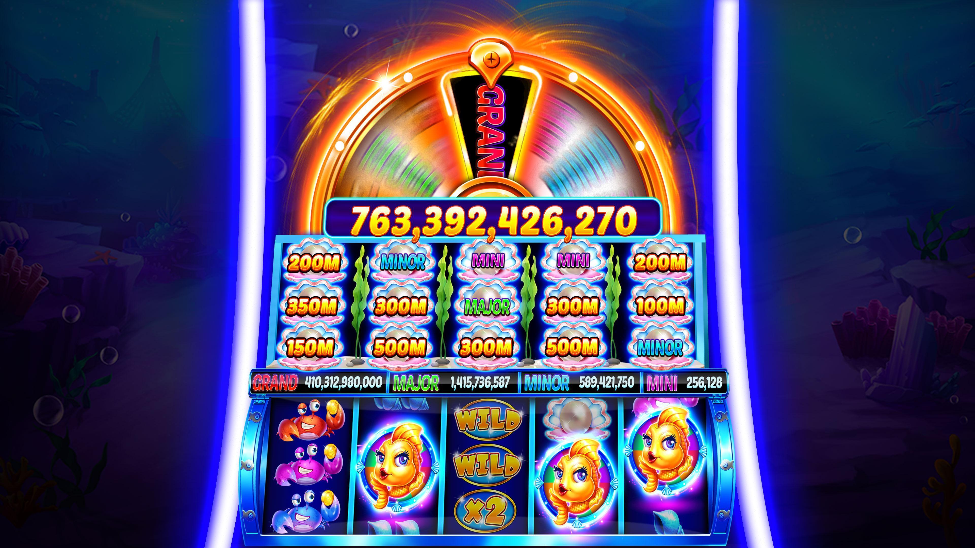 Lotsa Slots Free Vegas Casino Slot Machines 3.92 Screenshot 2