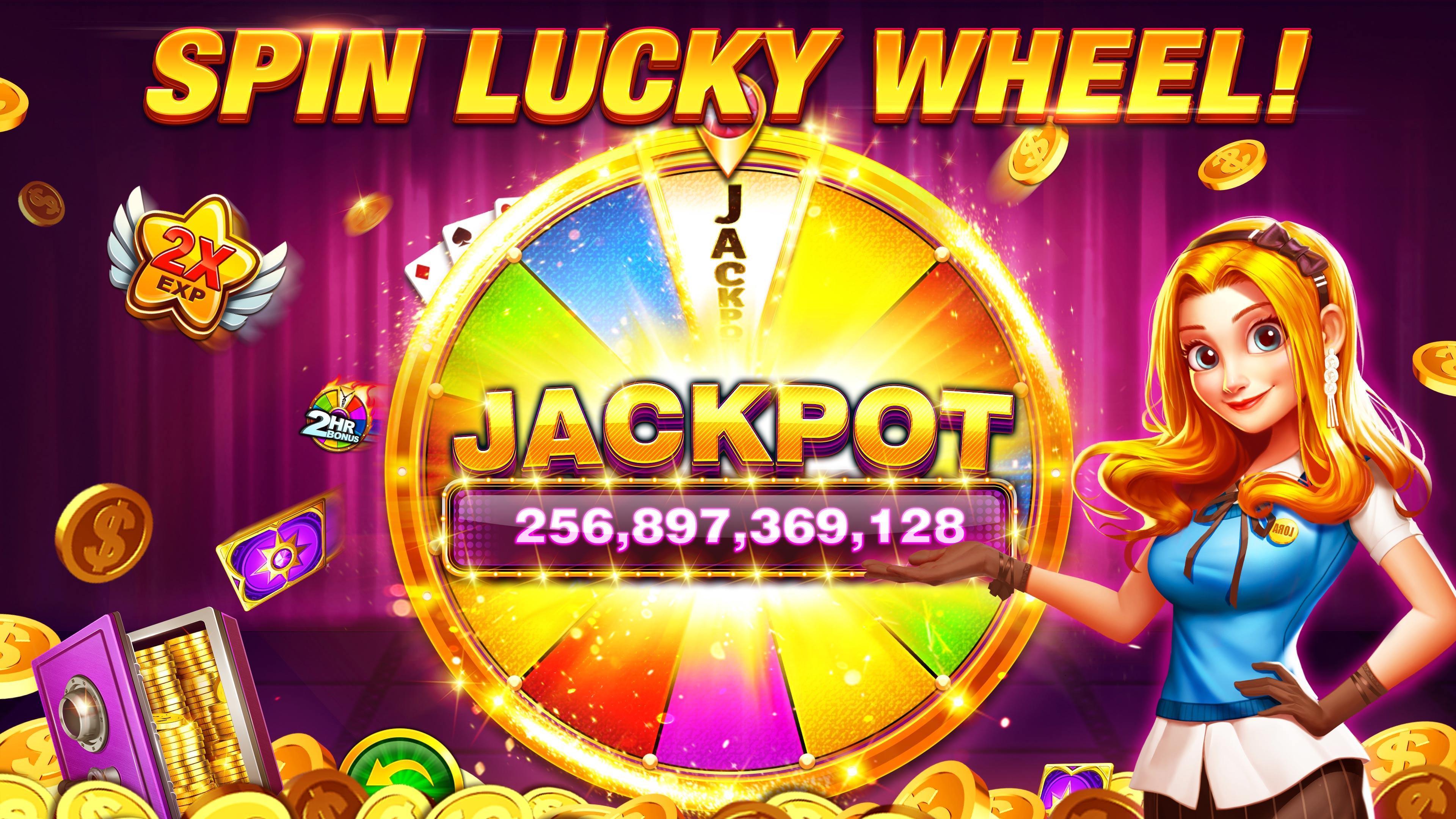 Slots Casino - Jackpot Mania 1.84.1 Screenshot 4
