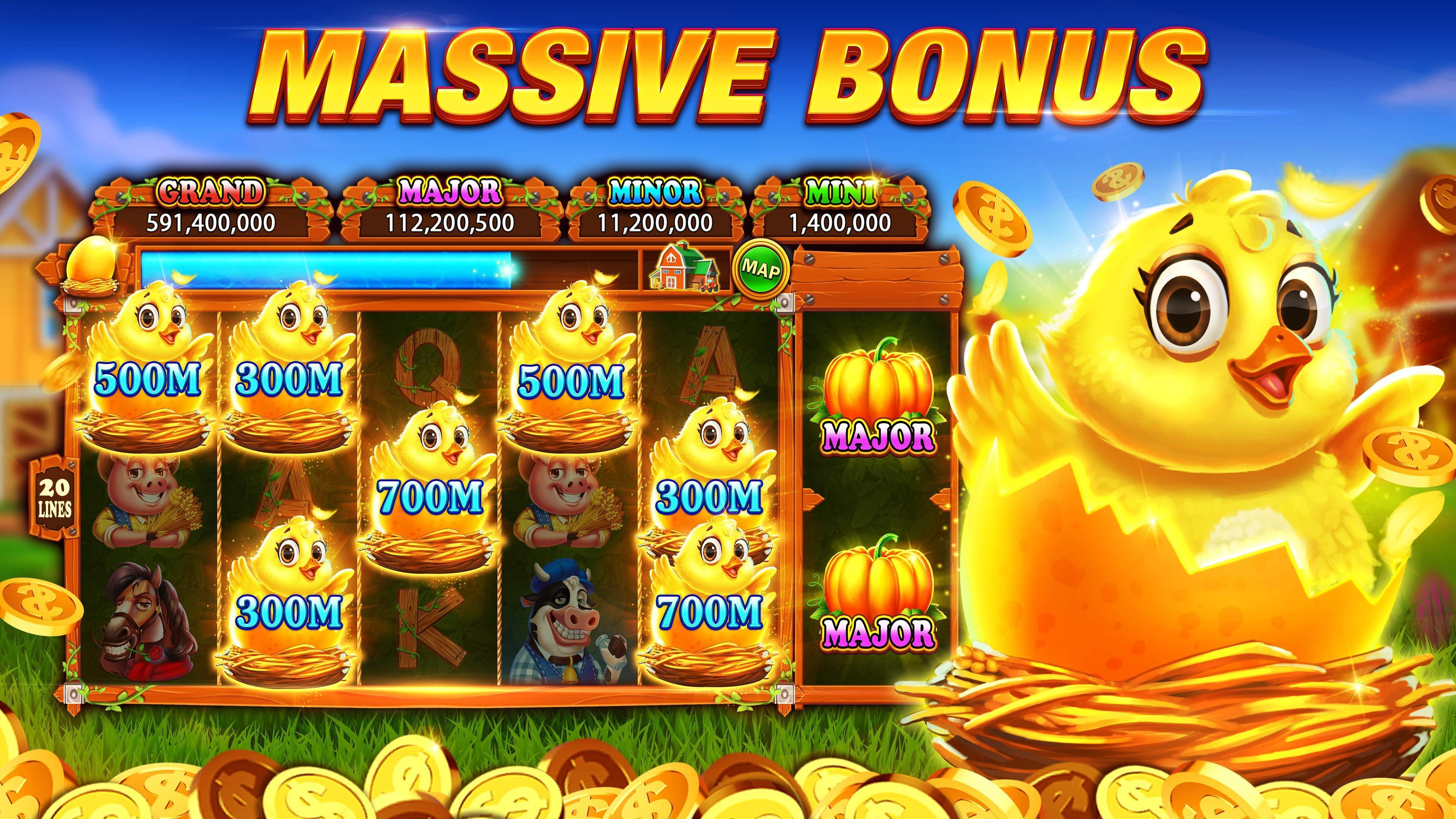 Slots Casino - Jackpot Mania 1.84.1 Screenshot 5