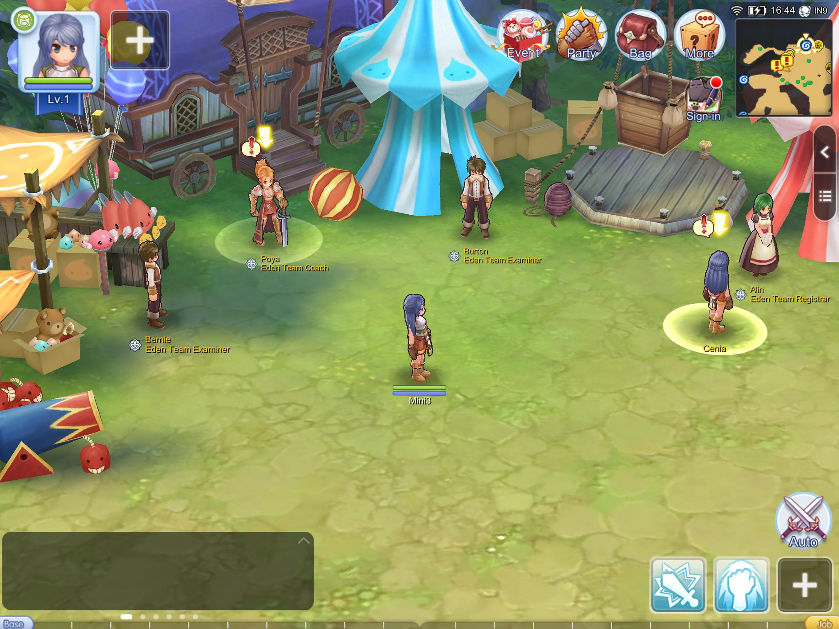 Ragnarok M Eternal Love(ROM) 1.0.7 Screenshot 21
