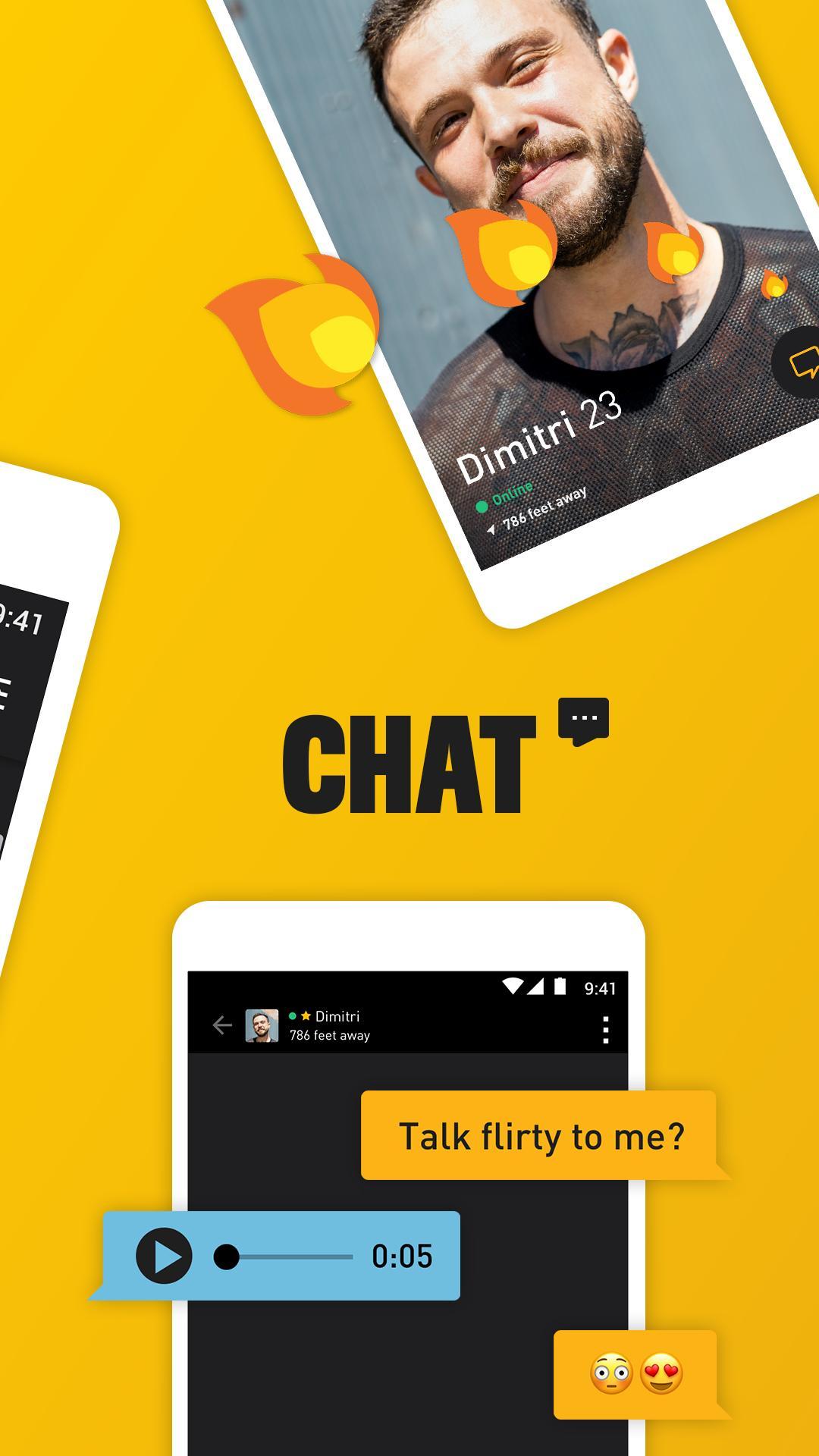 Grindr Gay chat 6.24.0 Screenshot 1